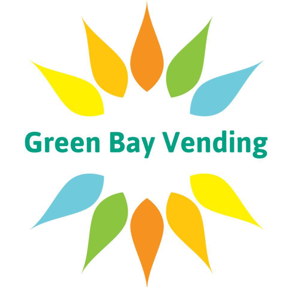 Green Bay Vending logo
