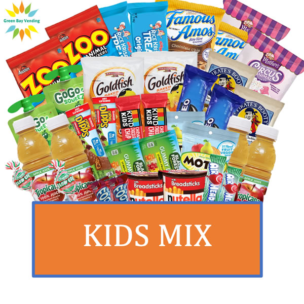 Kids Mix-local snackbox
