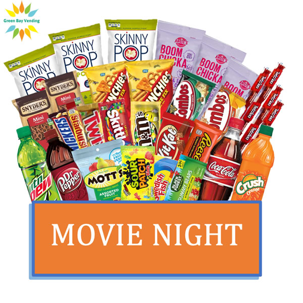 Movie Night-local snackbox