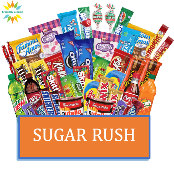 Sugar Rush-snackbox