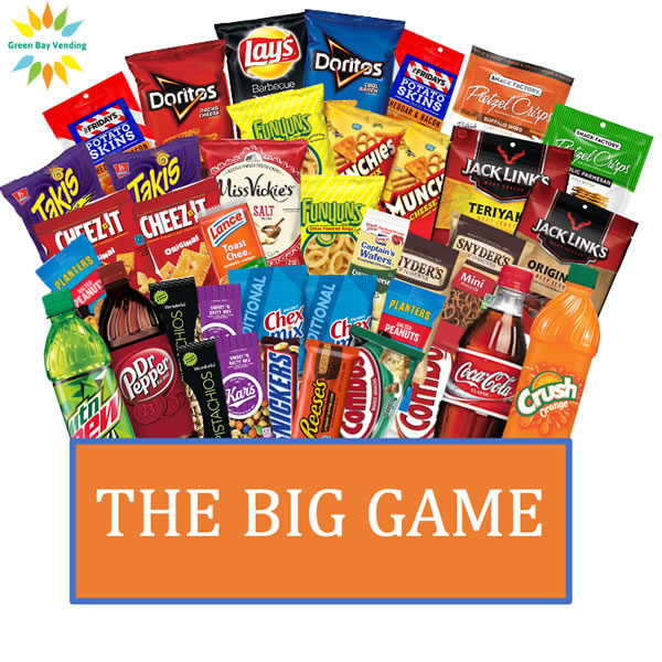 The Big Game-local snackbox